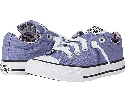 Converse Kids Chuck Taylor(r) All Star(r) Street Slip Jungle Cats (Little Kid/Big Kid)