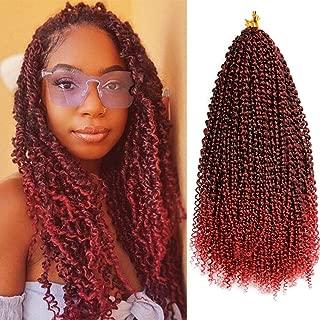 Best red crochet hair Reviews