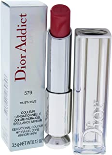 Christian Dior Dior Addict High Impact Weightless Lipcolor for Women, 579 Must-Have