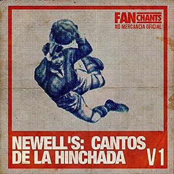 Newell's Old Boys Cantos de la Hinchada V1 2ª edición