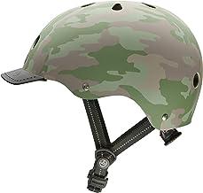 Nutcase Street helm voor volwassenen, unisex, meerkleurig, L