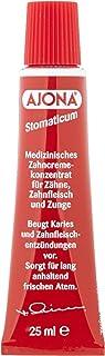 Dr. Rudolf Liebe opvolger Ajona Stomaticum medisch tandcrèmeconcentraat