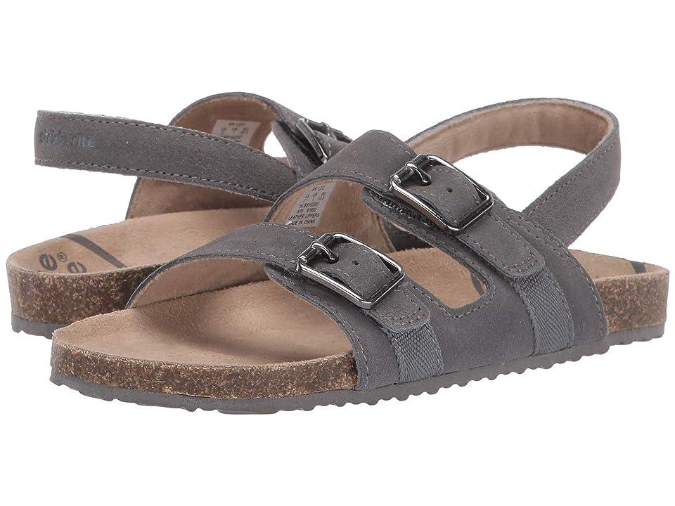 Stride Rite SR Leo (Little Kid) (Dark Grey) Boys Shoes