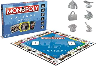 MONOPOLY FRIENDS THE TV SERIES