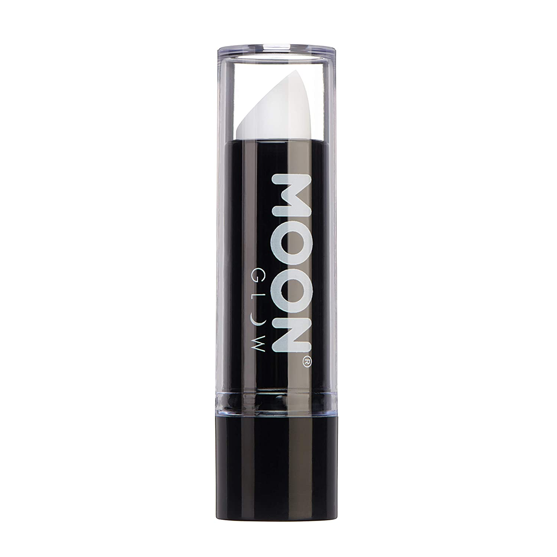 Moon 2021 model Glow - BlacklightNeon Popular products Lipstick0.16oz- UV White