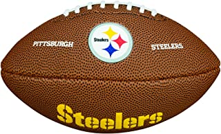 Wilson NFL Team Logo Mini Size Football