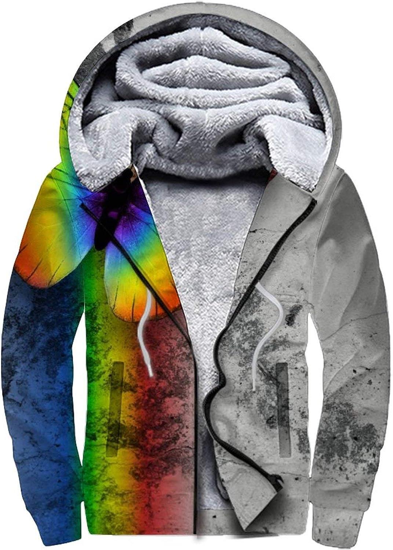 Unisex Sherpa Hoodies Sweatshirt Max 79% OFF 4 years warranty Winter Pullover Fleece Jacket F