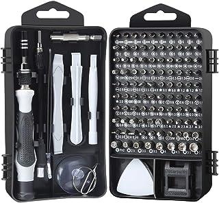 Precision Screwdriver Set, Lifegoo 117 in 1 Magnetic Repair Tool Kit for iPhone Series/Mac/iPad/Tablet/Laptop/Xbox Series/...