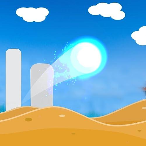 Dune Sand Ball Jump