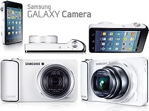 Samsung Galaxy Camera Ek-gc100 8gb White Premium Package Free Oem Case Pouch Brown