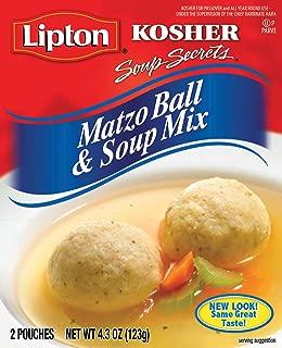 Lipton, Kosher Matzo Ball and Soup Mix (3 Pack)
