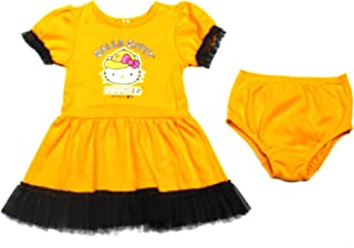 f21f16c66 Genuine Merchandise Toddler Girls Hello Kitty Dress & Bloomers- Pittsburgh  Pirates Size 18 ...