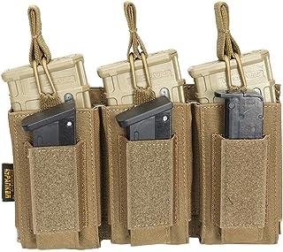 EXCELLENT ELITE SPANKER Open-Top Single/Double/Triple Mag Pouch for M4 M14 M16 AK AR..