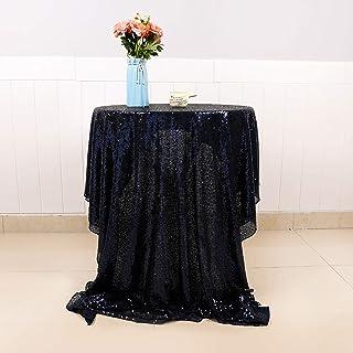 Nappe en Paillettes d'or Tissu de Linge de Table Scintillant Nappe de Table en Paillettes Couverture deGrande nappe à sequ...