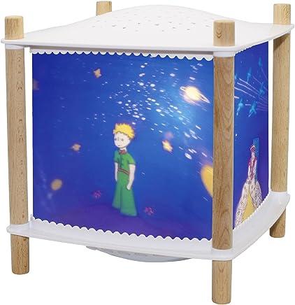 A cadeaux de No/ël le petit prince pour voir la lumi/ère de nuit LED coucher de soleil LUNYILampe de cadeau danniversaire cr/éative nordique lampe cadre photo