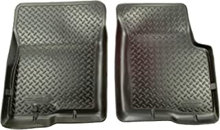 Husky Liners 33741 Fits 2005-11 Ford Ranger SuperCab/Standard, 2005-08 Mazda B2300 Classic Style Front Floor Mats , Black