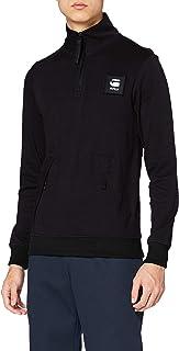 G-STAR RAW Sweter Vest Mężczyźni Half Zip Track Tweeter