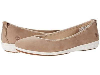 Timberland Bradstreet Ultra Ballerina Leather