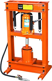 industrial oil filter crusher
