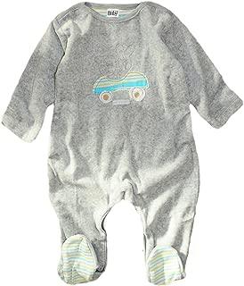 Borlai Neugeborene Baby Latzhose Cartoon Straps-Overall Unisex Baby Jumpsuit 0-12 Monate
