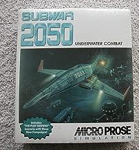 SubWar 2050: Underwater Combat [MS-DOS 5.0 or higher ]