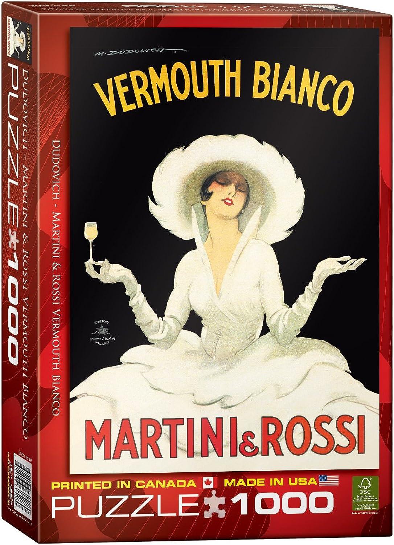 Vermouth Bianco Martini Rossi 1000Piece Puzzle