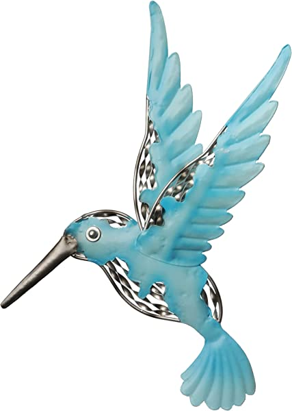 14 Blue Bird Wall Decor