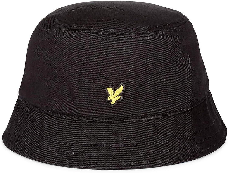 Lyle /& Scott Cotton Twill Bucket Hat Cappello alla Pescatora Uomo