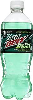 Mountain Dew Baja Blast 20-ounce Bottle - Limited Edition