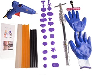 270mm Hot Melt PDR Auto Dent Repair Stick di Colla Bars Paintless Repair Tools Acouto 5pcs 11