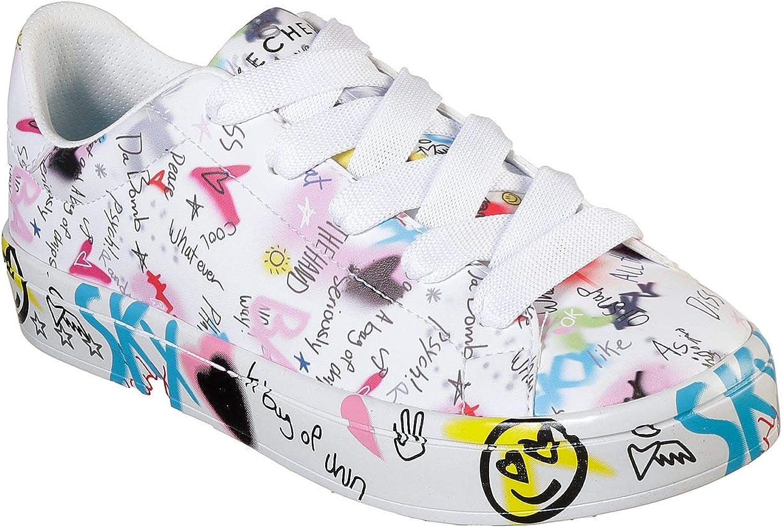 Skechers Hi-Lites Alley Walks Womens Sneakers