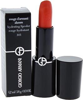 Giorgio Armani Rouge D'armani Sheers Hydrating Lipcolor, Coral, .13 Ounce