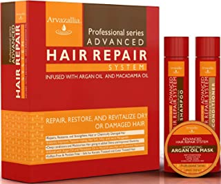 Arvazallia Professional Advanced Hair Repair System