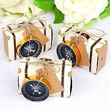/Pinze per decorazione pincitas dettagli di nozze e ricordi decorato /Pack 6/mollette legno sposi/ pinzitas decorative disok/