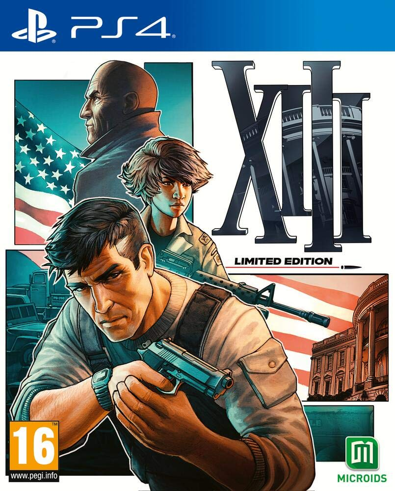 XIII price - Free Shipping New Limited Edition PS4