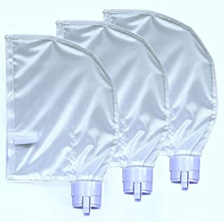 3 Pack Bag Replacement Fits for Polaris 360, 380 Pool Cleaner All Purpose Filter Bag for Polaris Filter Bag