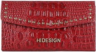 Hidesign Spring/Summer 20 Women's Wallet (Red)