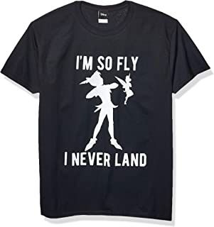 Peter Pan Tinkerbell I'm So Fly I Neverland Graphic T-Shirt