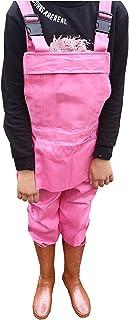 Ibex blu navy Salopette da bambino con bretelle e bretelle per bambini rosa reale nero unisex colore: bianco varie misure da 1 a 10 anni rosa 7-8 Anni