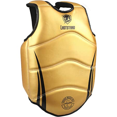 ASTSTAND Boxing Chest Guard Body Armour Taekwondo Protector MMA Mixed Martial Arts