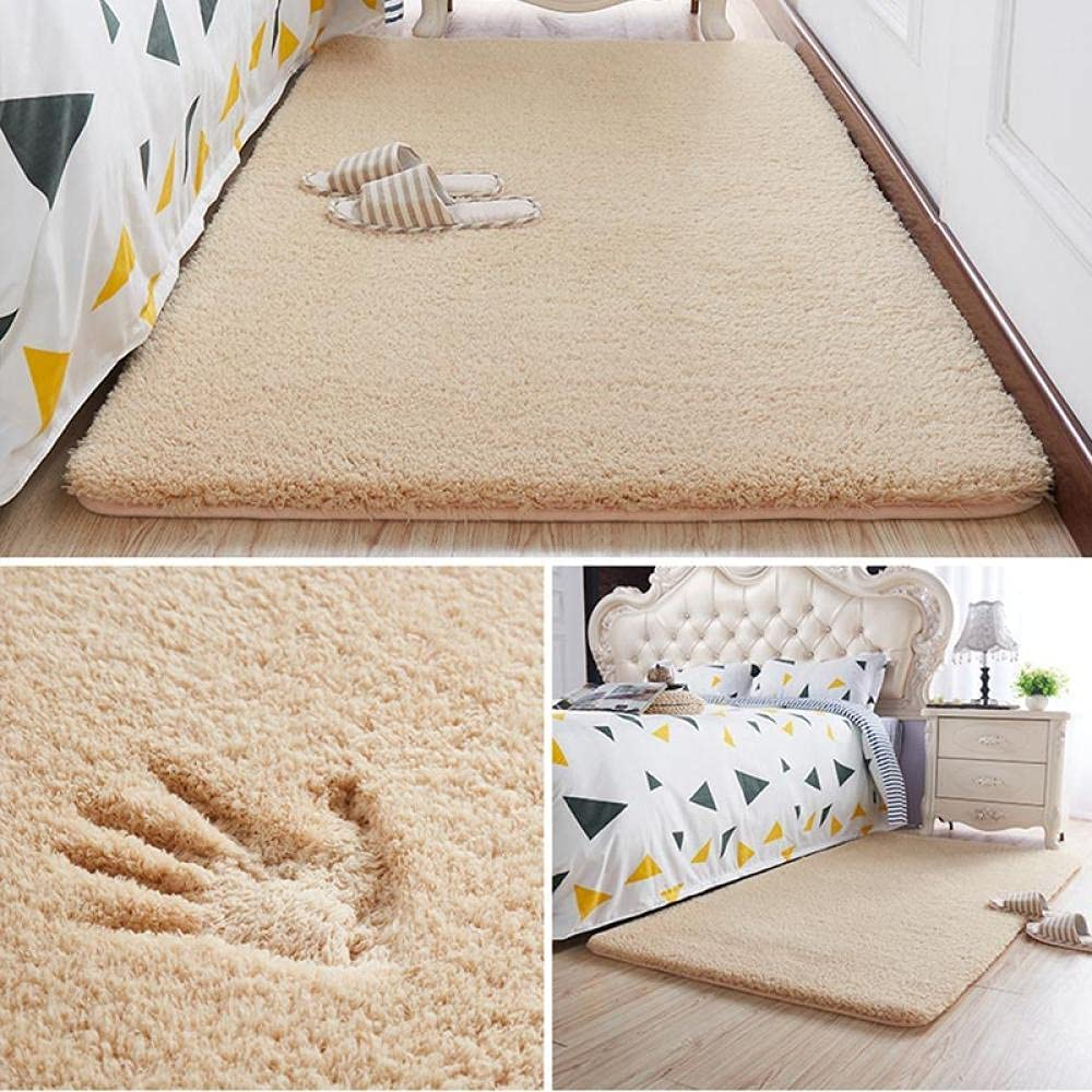 Nordic Fluffy Carpet for Super-cheap Bedroom Living High material Size An Large Plush Room