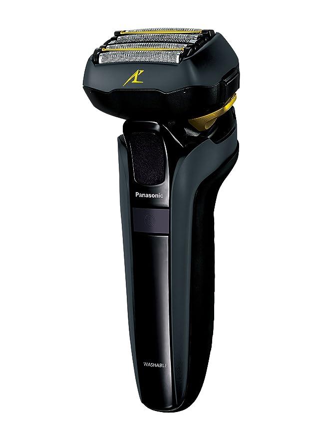 彼市の花フォアマンパナソニック ラムダッシュ メンズシェーバー 5枚刃 黒 ES-LV5D-K
