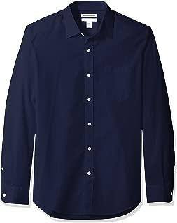 Best navy button up shirt Reviews