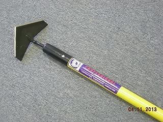 Forgecaft USA Winged Weeding Hoe- Classic Triangle Weeding Hoe