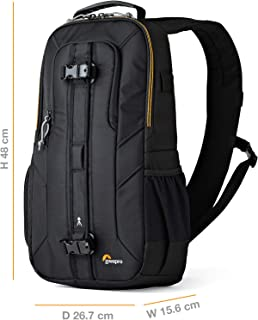 Lowepro Slingshot Edge 250 AW - A Secure, Slim, Smart and Protective Sling for a Compact DSLR or DJI Mavic Pro/Mavic Pro Platinum