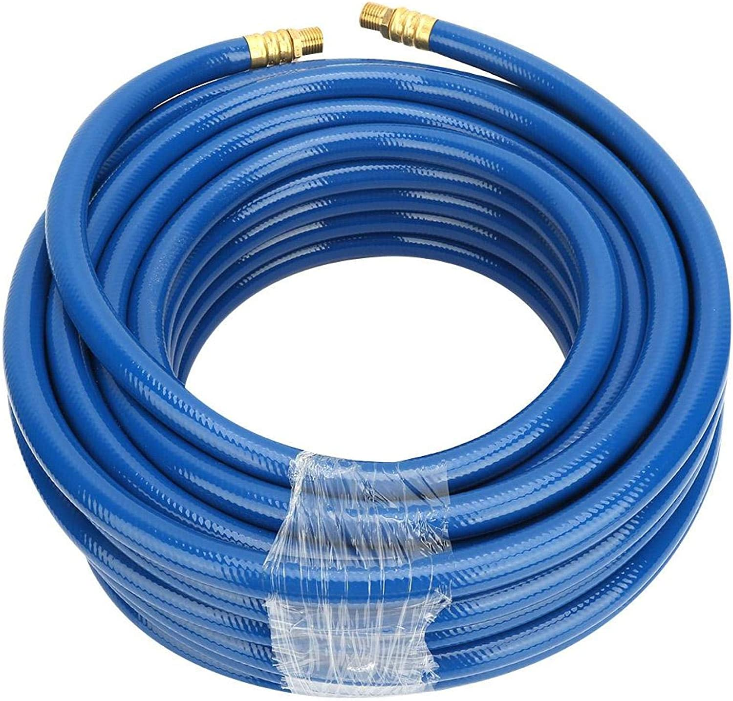 Excellence Ginorgee Compressor - 15M Max 80% OFF Blue Flexible with PVC Hose Pneumatic