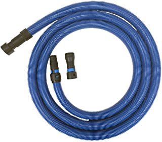 Sponsored Ad – Cen-Tec Systems 94434 Quick Click 5m Antistatic Wet/Dry Dust Extraction Hose with Power Tool Adaptor Set (2...