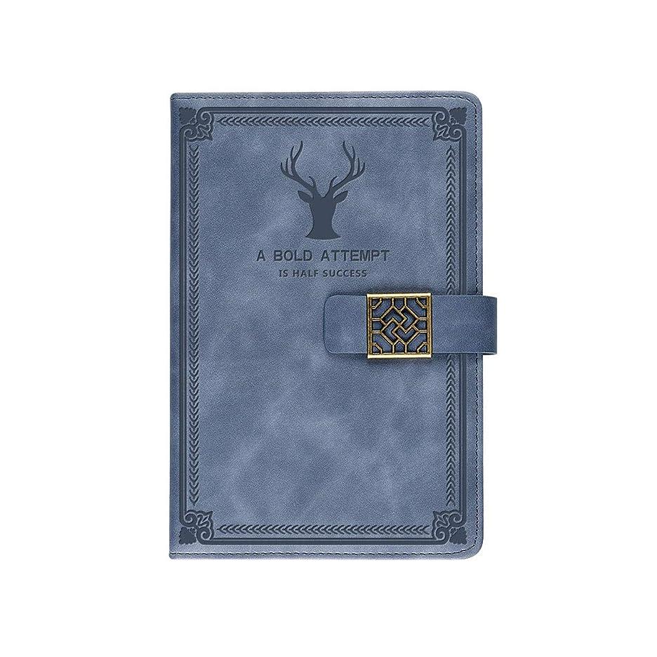 Guyuexuan ギフトノートとペンのセットギフトボックス、ノートのセット、父の日の贈り物、ノートブックのひな形、ヴィンテージ日記、仕事の事務用品、ビジネス会議の記録帳、複数の色の種類 高品質の製品 4 (Style : G)