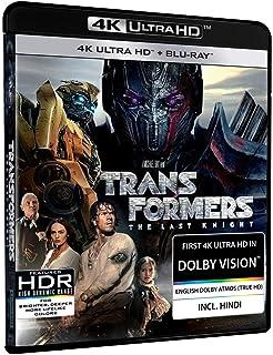 Transformers: The Last Knight | 4K + Blu-ray