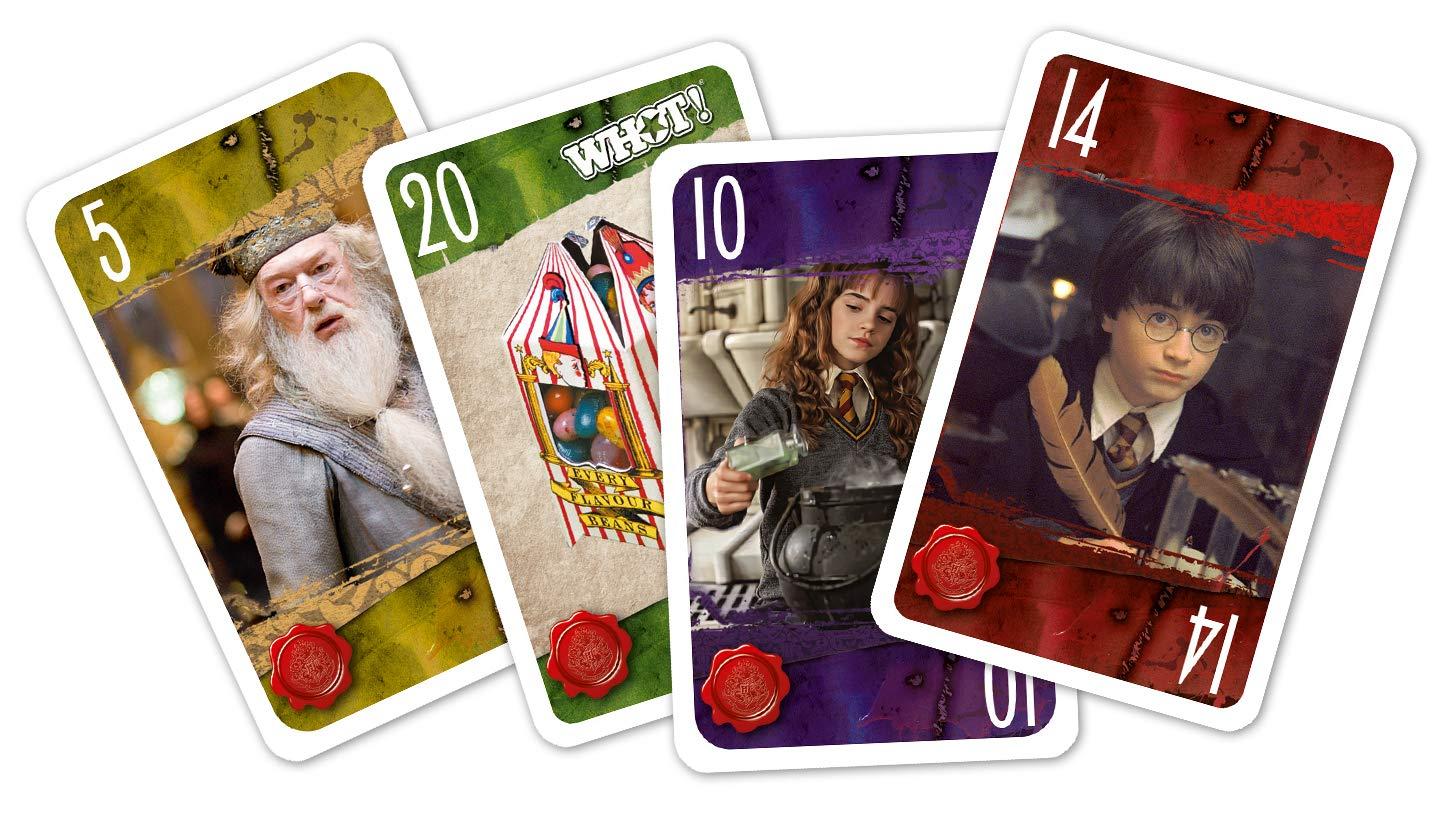 Winning Moves WHOT Harry Potter-Juego de mesa [Importado de Alemania], color (11729) , color/modelo surtido: Amazon.es: Juguetes y juegos